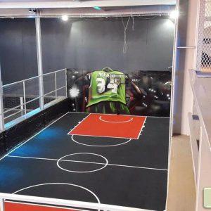 LOKFLOR SA Sports Courts